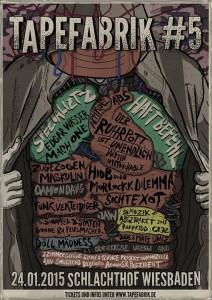 Tapefabrik-2015-Plakat
