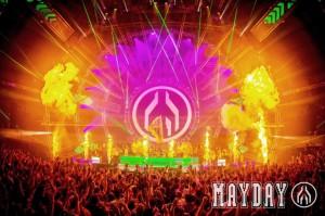 mayday licht