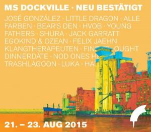 dockville 2015 bandpaket 2