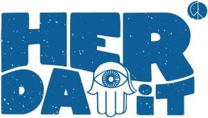 her damit festival 2015 logo