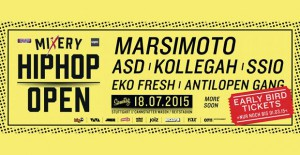 hip hop open 2015 asd eko fresh