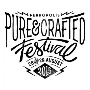 pure&crafted 2015 logo