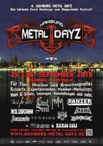 Hamburg Metal Dayz 2015