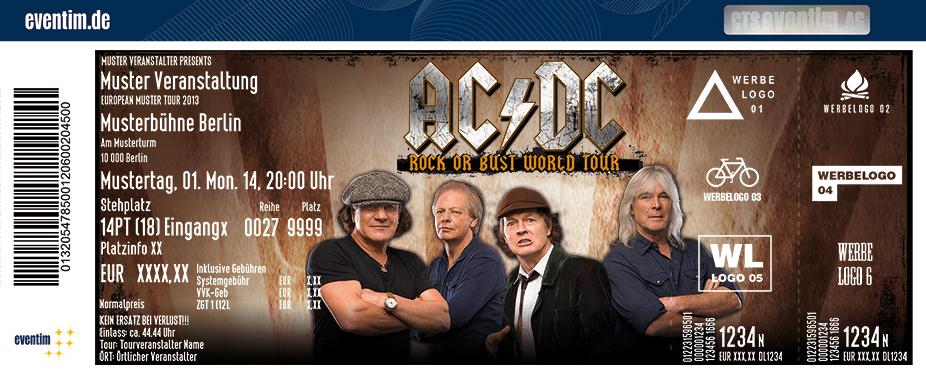 Ac Dc Tour 2021 Deutschland Tickets
