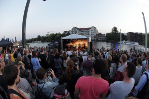 O2World - Berlin Music Week 2014
