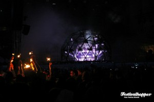 Deadmau5 + Wunderkerzen @ Hurricane15