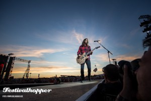Foo Fighters bei Rock am Ring 2015
