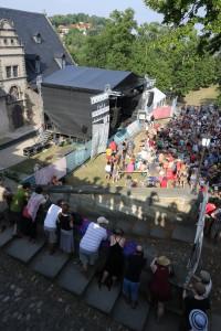 Sés beim TFF Rudolstadt 2015