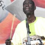 Ndagga Rhythm Force beim TFF Rudolstadt 2015