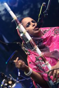 Noura Mint Seymali beim TFF Rudolstadt 2015