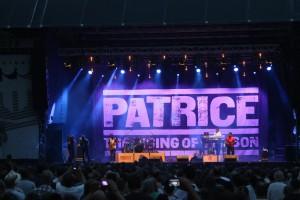 Patrice beim TFF Rudolstadt 2015