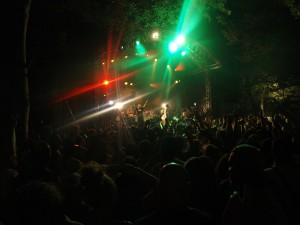 Dancehall-Arena
