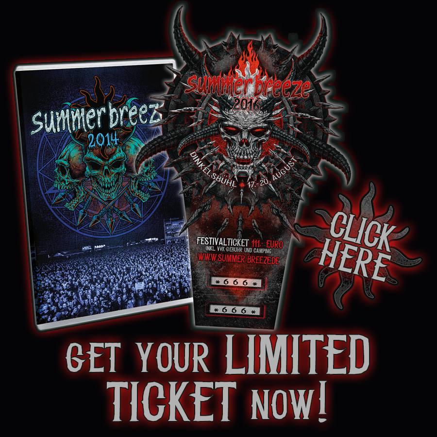 SummerBreeze Tickets
