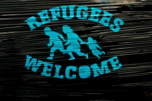 Kein Bock auf Nazis - Open Air - Refugees Welcome-2