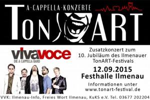 VivaVoce-TonART-Sonderkonzert