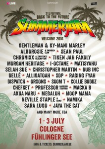 summerjam flyer januar 2016