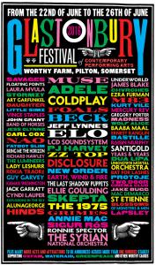 glastonbury 2016 line up