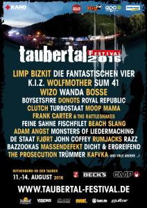 taubertal 2016 märz line up