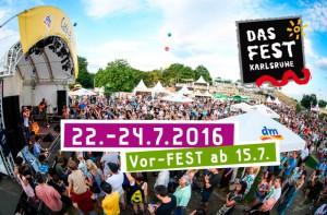DAS FEST 2016 Banner