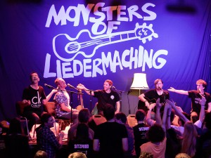 Monsters of Liedermaching, Würzburg 23.04.2016
