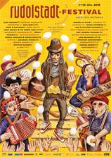 Rudolstadt Festival Plakat 2016