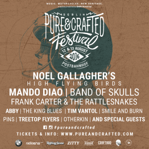 pure&crafted 2016 plakat