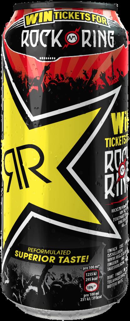 Gewinnspiel Rock Am Ring Tickets Von Rockstar Energy Drink