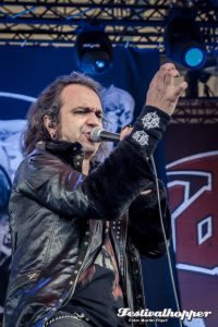 Moonspell beim Rock Hard Festival 2016