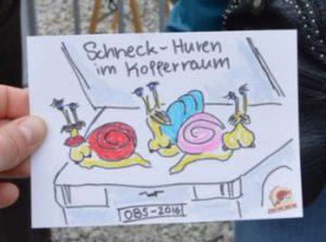 Orange Blossom Special 2016 - Schneck Huren im Kofferraum