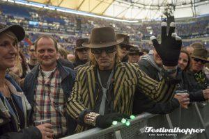 40000 Fans beim Tourauftakt Udo Lindenberg: Keine Panik! Tour2016 Fotograf: André Havergo