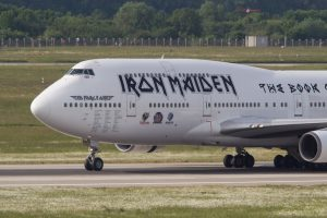 Iron Maiden - Ed Force One