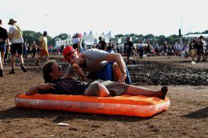 Besucher Festival 1- Hurricane '16