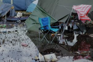 Camper Stuhl- Hurricane '16