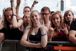 Fans - Rock im Park 2016