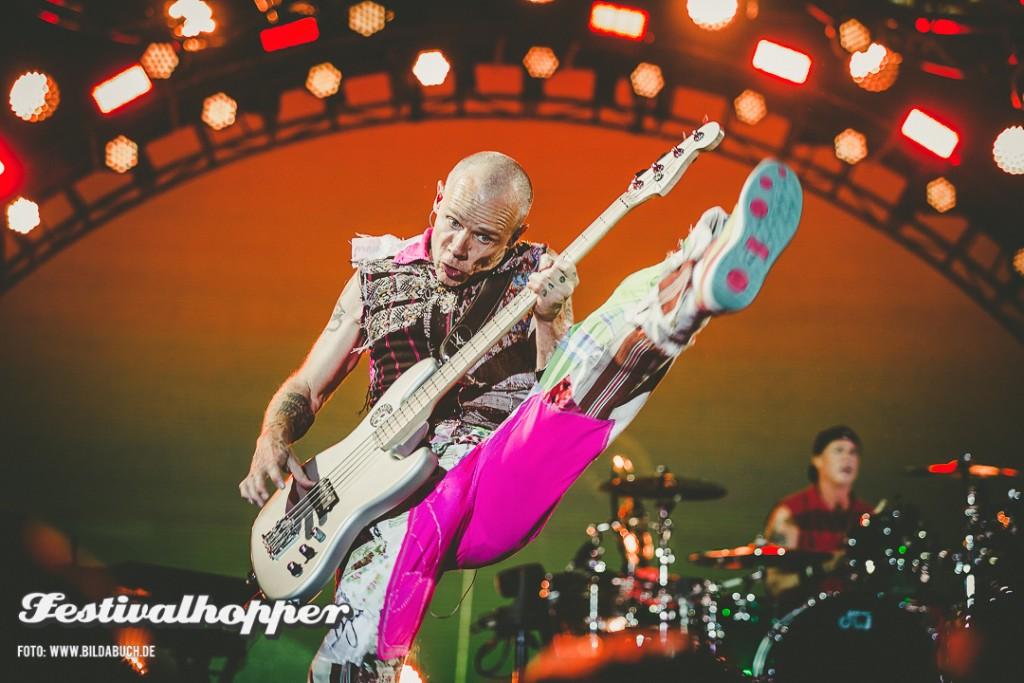 Rock Am Ring Volbeat Red Hot Chili Peppers Spielen Für Lemmy Und