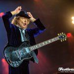 AC/DC mit Axel Rose Düsseldorf ESPRIT arena