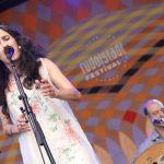 Lamia Bedioui & The Desert Fish auf dem Rudolstadt-Festival 2016