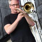 Edmar Castañeda auf dem Rudolstadt Festival 2016