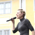 Cäthe auf dem Rudolstadt Festival 2016