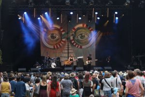 Keren Ann auf dem Rudolstadt Festival 2016