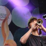 Jambinai auf dem Rudolstadt Festival 2016