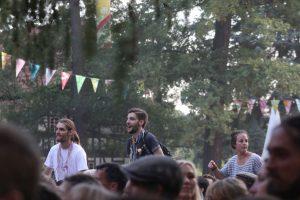 Gangstagrass auf dem Rudolstadt Festival 2016