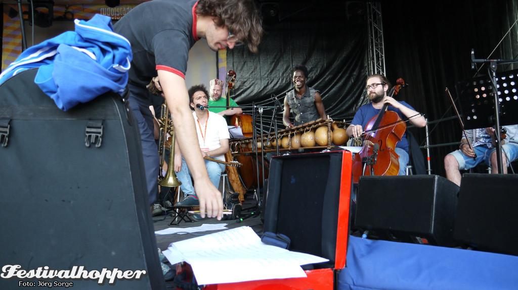 "Rudolstadt Festival präsentiert ""Arche Noah reloaded"""