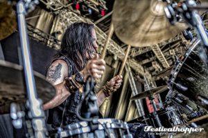 RockHarz Festival 2016, Harpyie Foto: André Havergo
