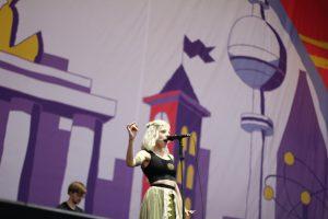 Aurora # Lolla '16
