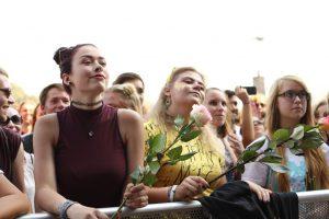 Publikum Bilderbuch # Lolla '16
