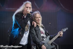 Saxon Wacken Open Air 2016