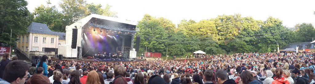 Junge Garden, Dresden