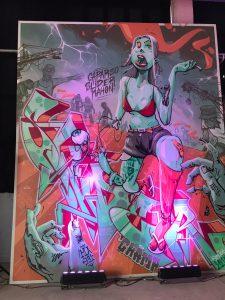 Graffiti auf dem splash! 21