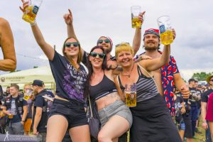 Wacken Open Air 2019 am Freitag. Wacken Open Air 31.07.2019